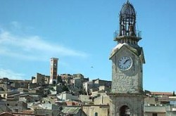 Itinerari in Sicilia - Foto di un campanile - Typical Sicily