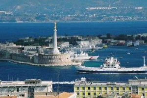 Guide turistiche - Veduta del porto di Messina - Typical Sicily