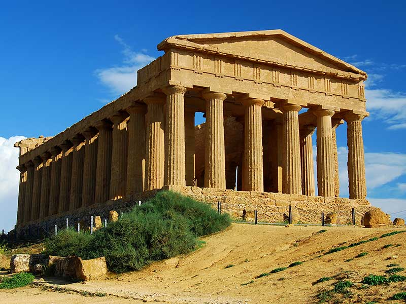 Area archeologica ad Agrigento