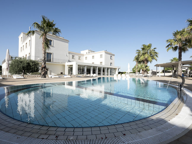 Hotel in Sicilia - Pietre Nere Resort