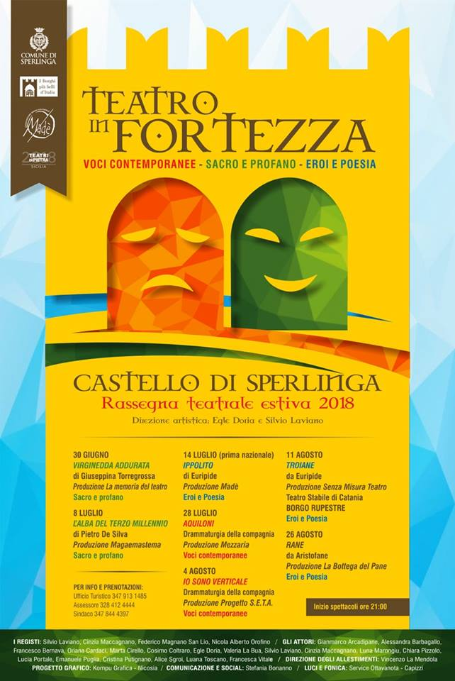 Sperlinga - Teatro in Fortezza